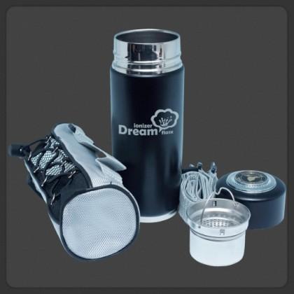 Турмалиновый стакан Rawmid Dream flask (с деловой сумкой)